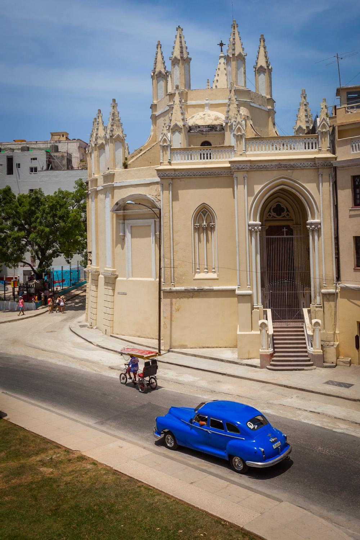 A classic Havana scene. 26mm f/8.0 1/640sec