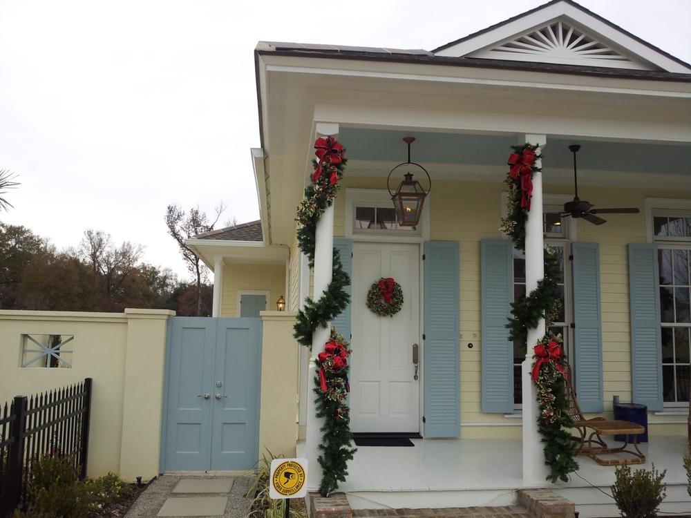 Baton Rouge Painter - New Construction