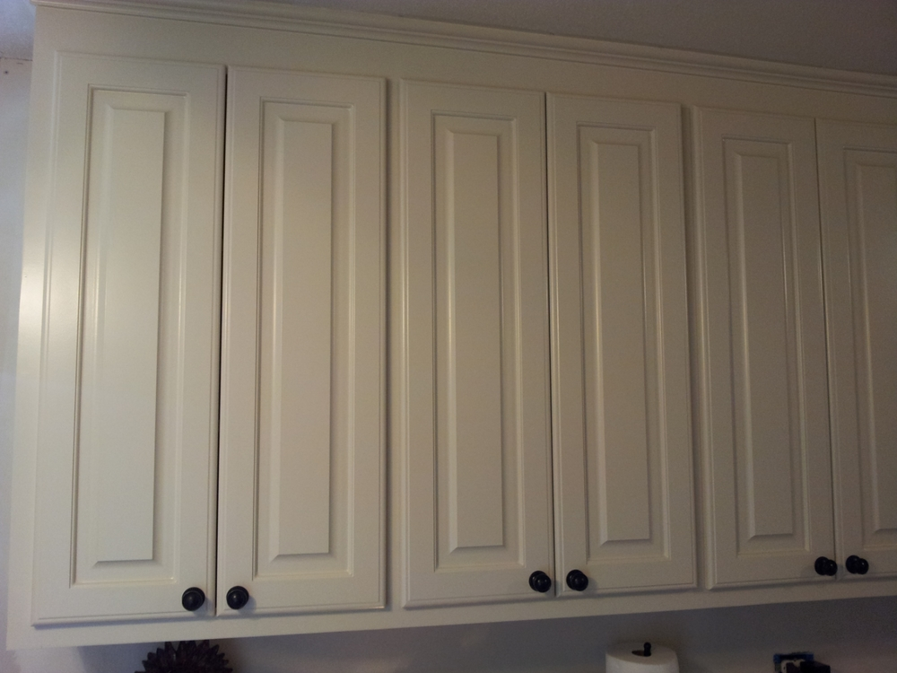 Baton Rouge Painter - Custom Paint Grade Cabinets