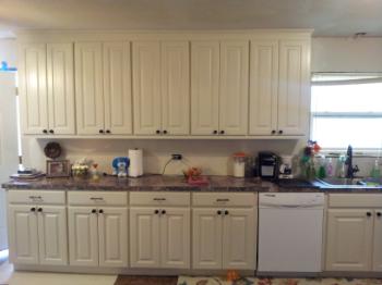 Cabinet Painting & Finishing
