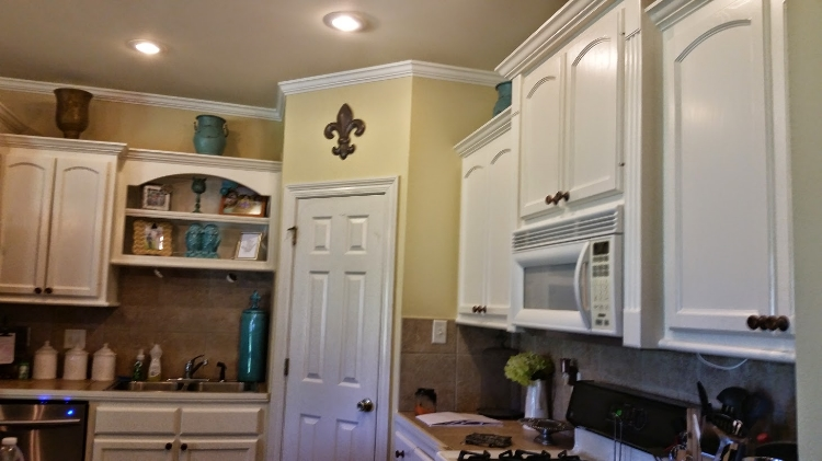 AFTER Interior Painting