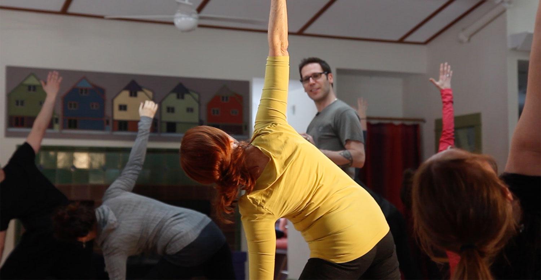 Teacher Training — J. Brown Yoga