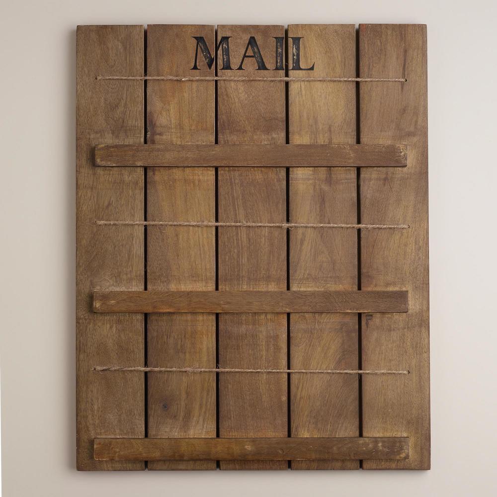 """Owen """"Mail"""" Letter Holder"""