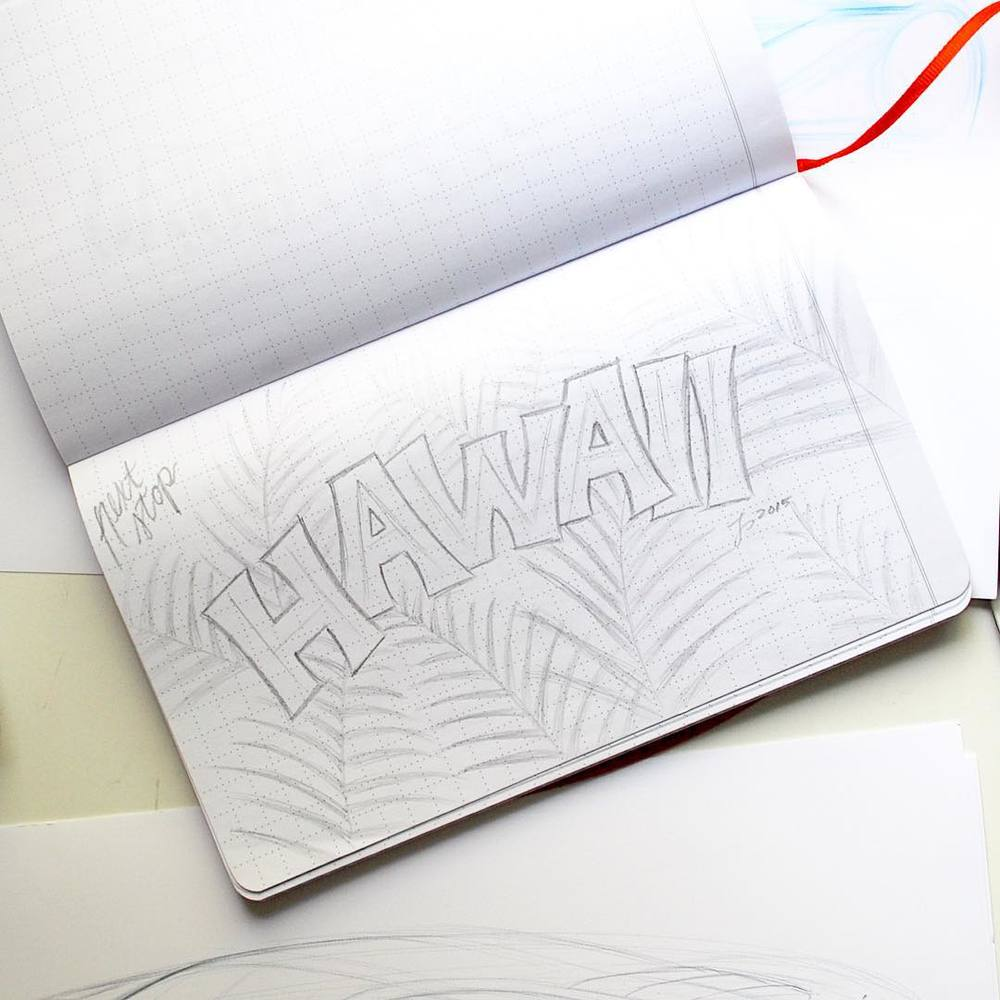 Hawaii by Jessica Palola