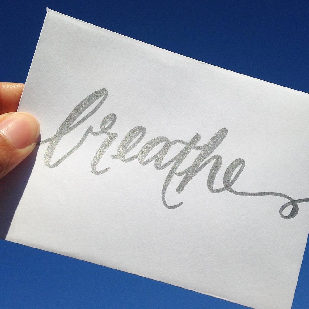 Breathe by Jessica Palola