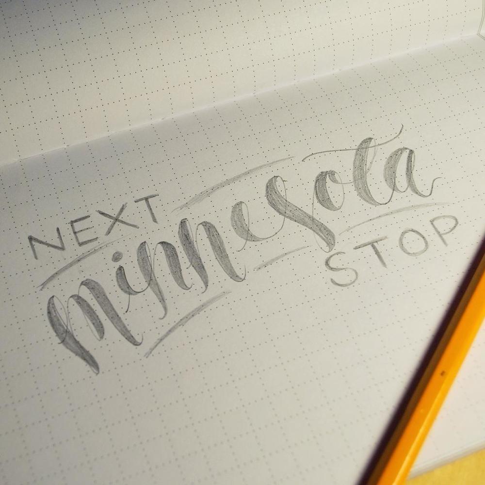 Next Stop: Minnesota by Jessica Palola