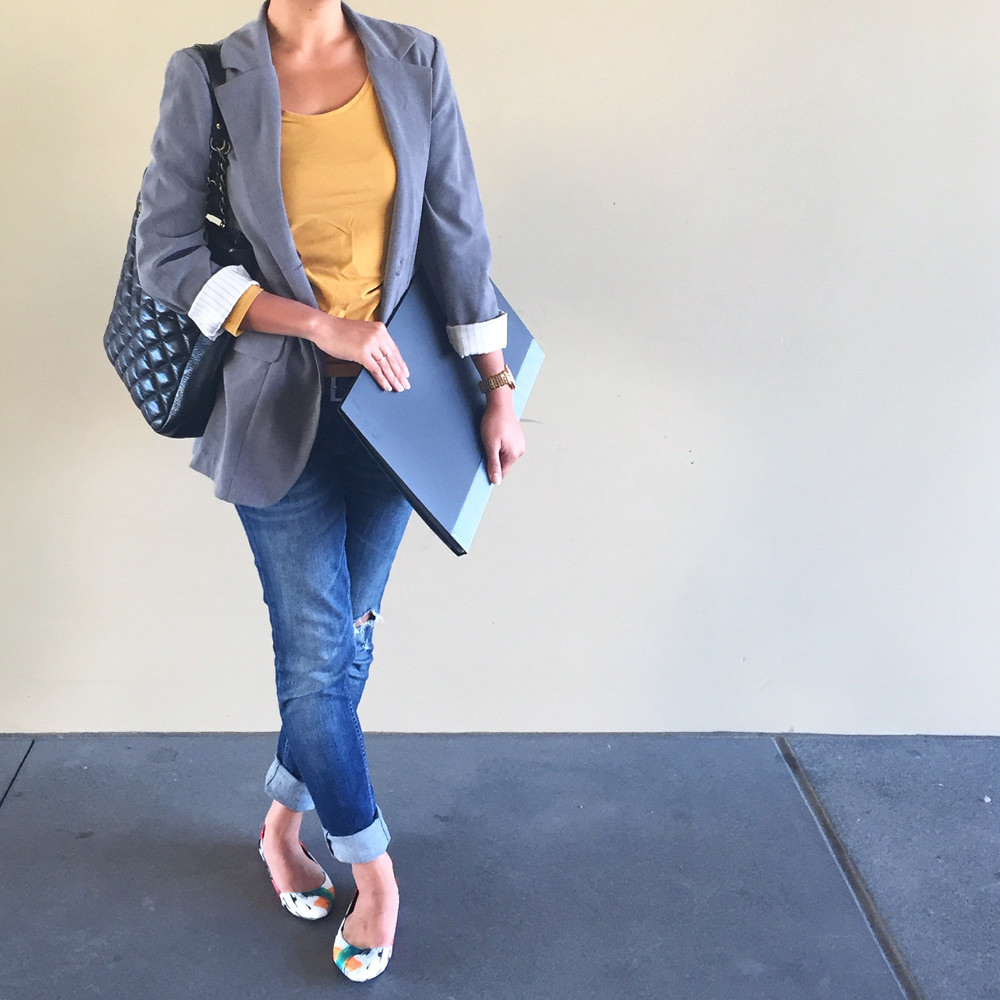Style Me November | 11.06.15: Menswear Maiden - Jessica Palola