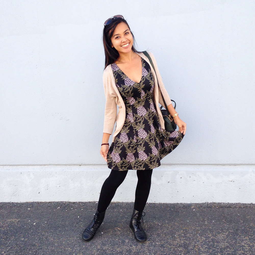 Style Me November | 11.07.15: Brag About This Bargain - Jessica Palola