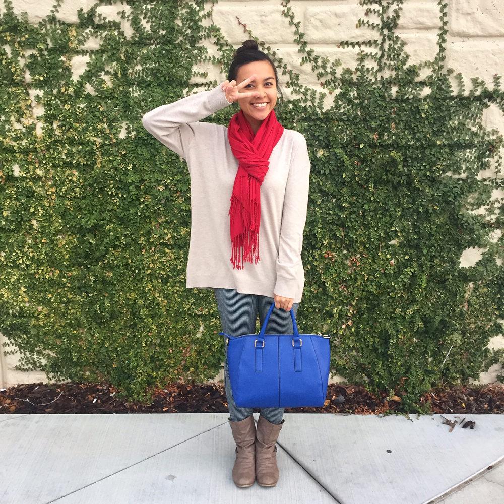 Style Me November | 11.09.15: Oversized Chic - Jessica Palola