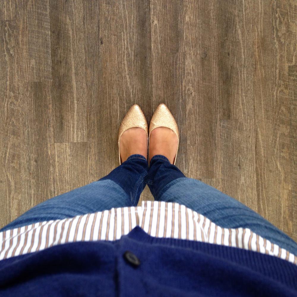 Style Me November | 11.11.15: Something Shimmers - Jessica Palola