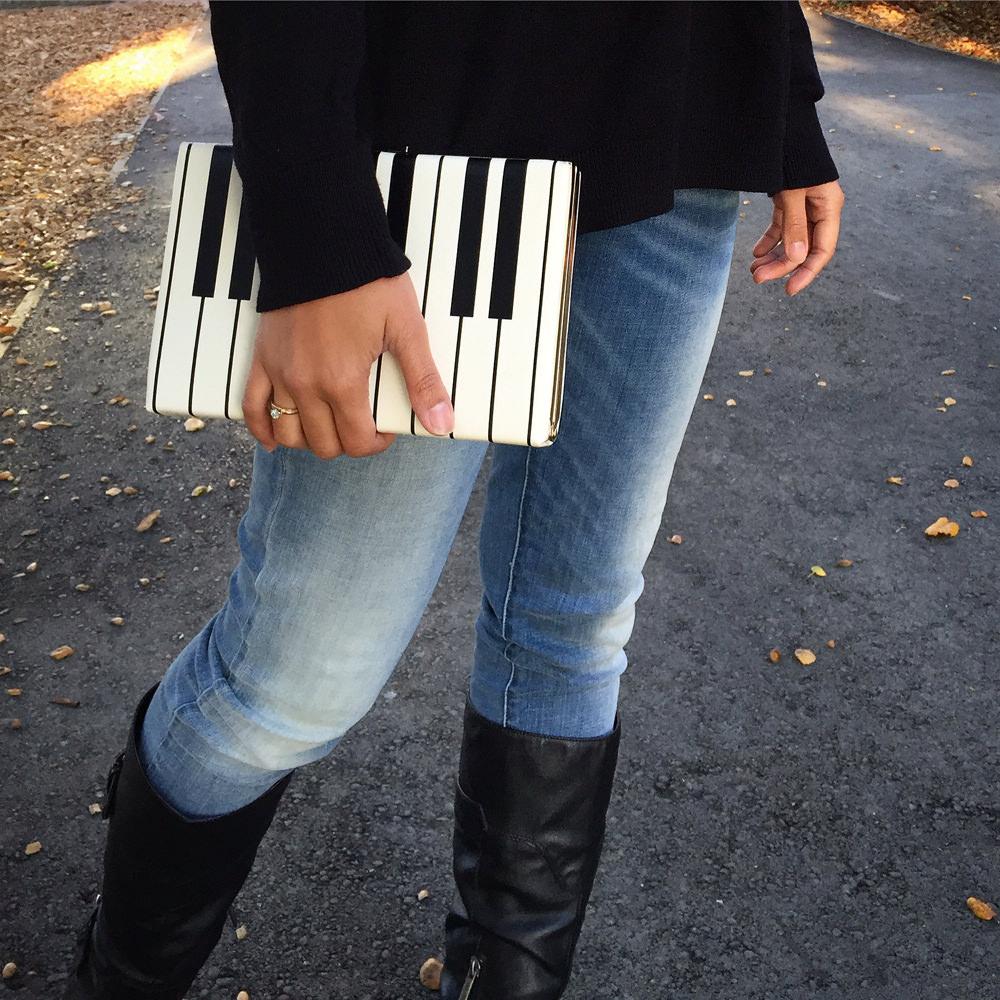 Style Me November | 11.14.15: Pretty in Purse - Jessica Palola