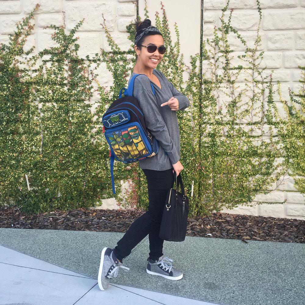 Style Me November | 11.24.15: Sporty Chic - Jessica Palola