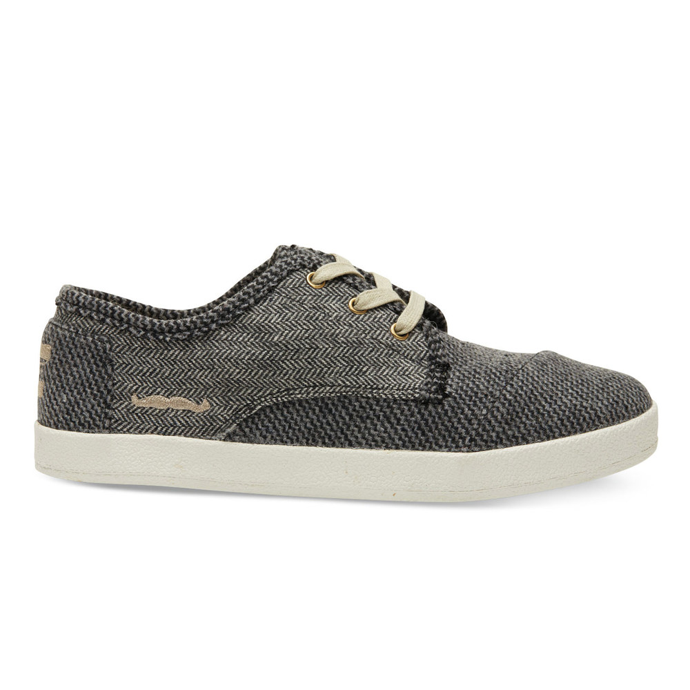 MOVEMBER HERRINGBONE MIX WOMEN'S PASEOS