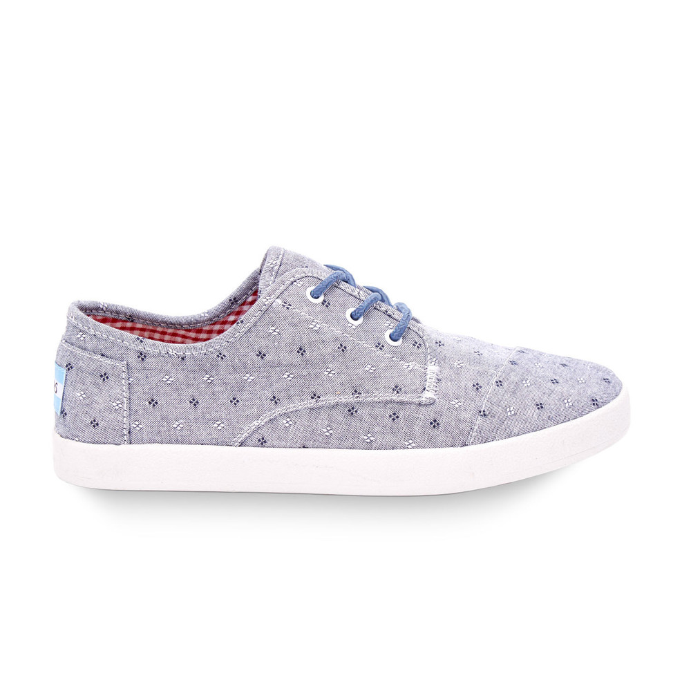 CHAMBRAY FLOWER WOMEN'S PASEOS
