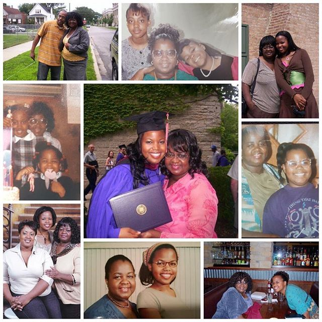 Nine years ago today, my Mommy made her transition. I still miss her dearly...words fail to describe it. Our love for each other transcends death. #iambecauseyouwere #alwaysinmyheart