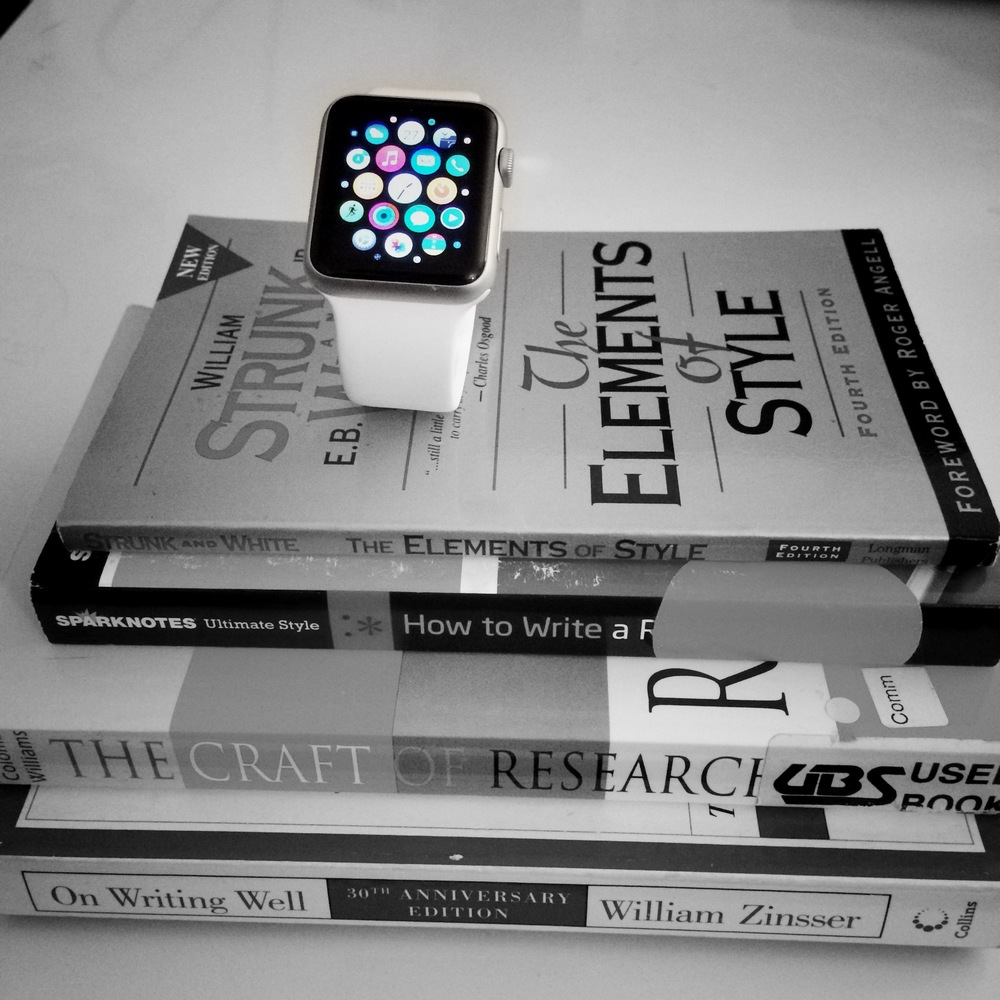 Apple Watch for Students