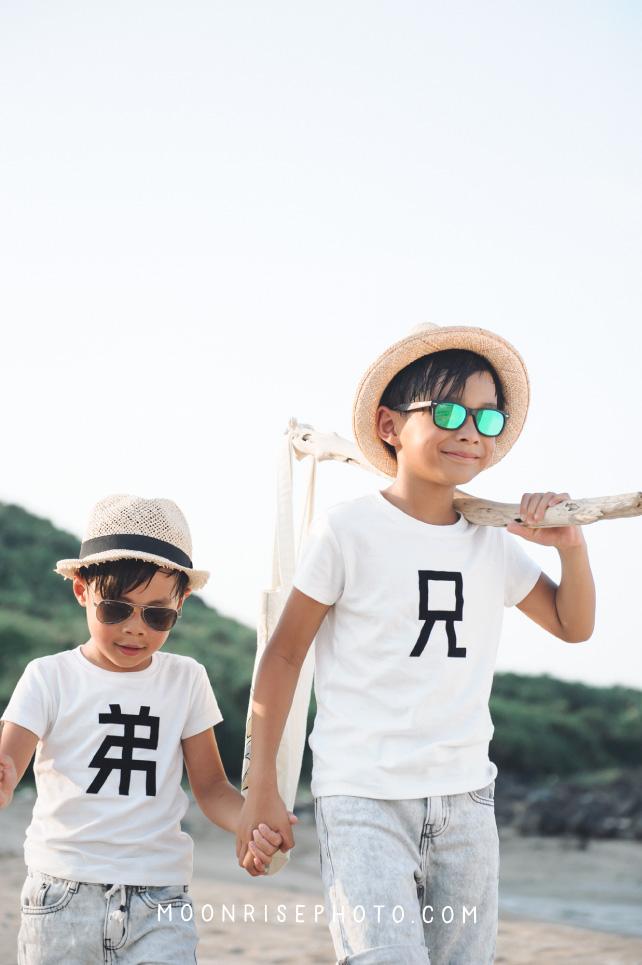 品牌形象/親子紀念-  Plenty Collection  Family is the harbor of love, happiness is the fruit of love.