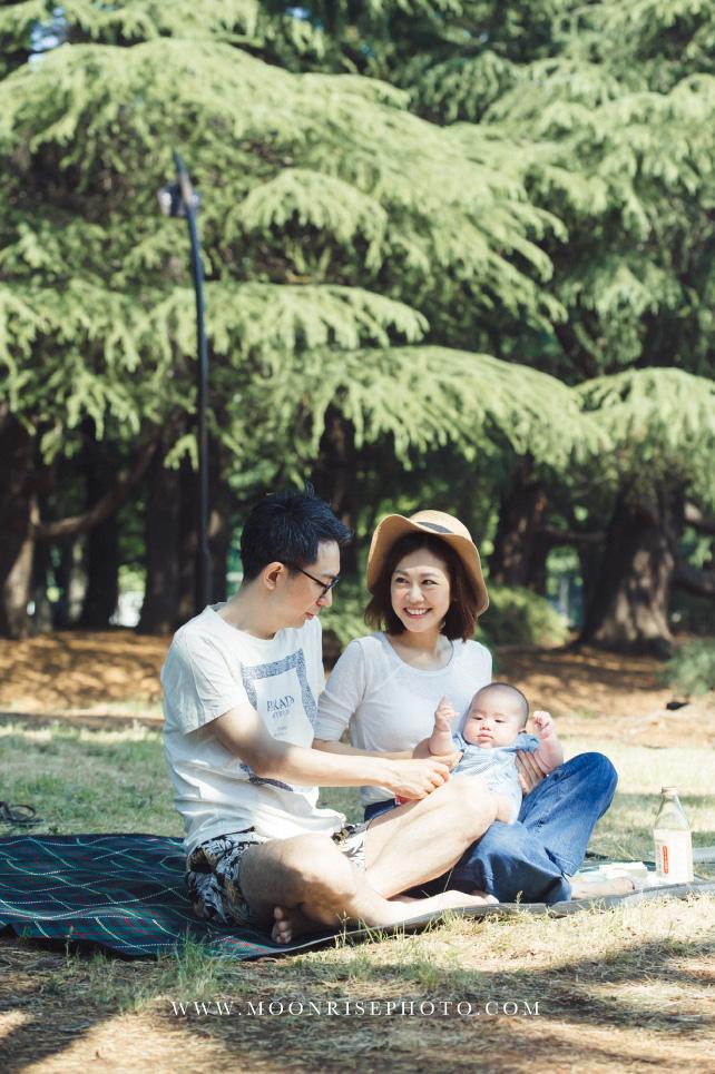 海外親子寫真-明太子小姐生活旅遊日記  To love and be loved is to feel the sun from both sides.