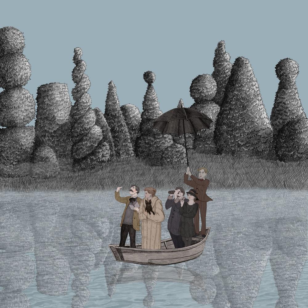 Locus on the Lake