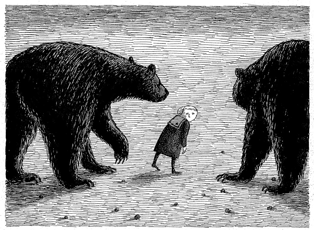 Illustrations © The Edward Gorey Charitable Trust. All rights reserved.