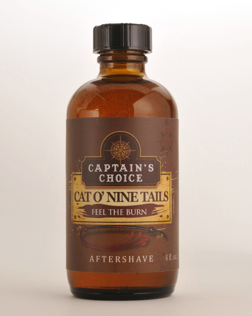 Cat O' Nine Tails Aftershave