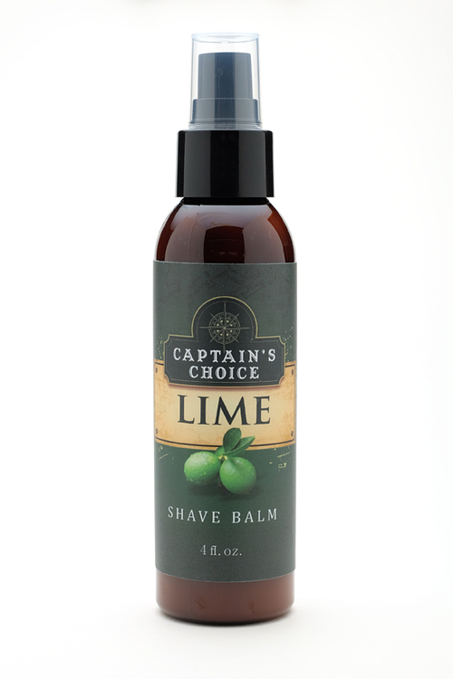 Lime Shave Balm