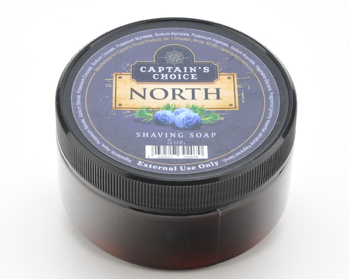 North Shaving Soap