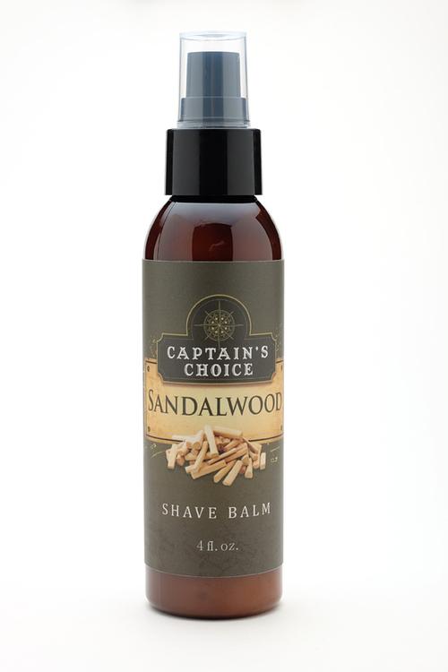Sandalwood Shave Balm