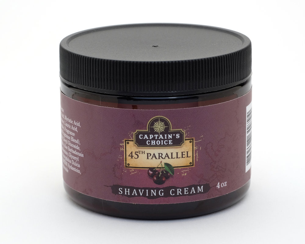 45th Parallel Shaving Cream