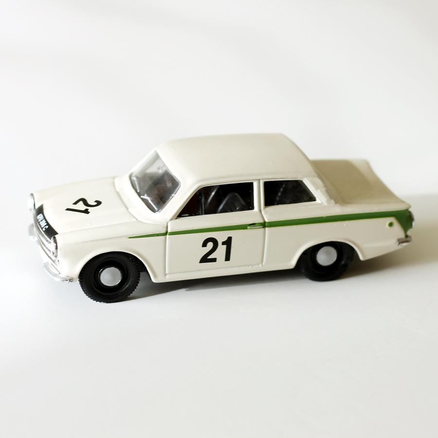 look, a car