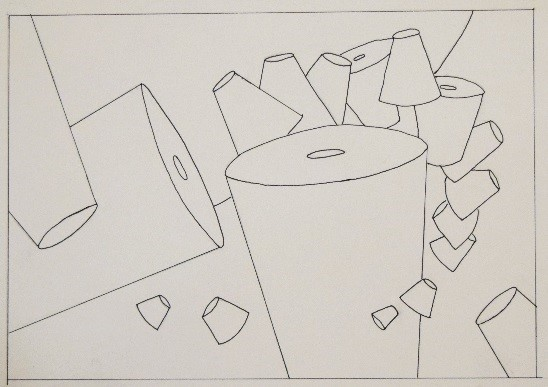 Figure 7: Age 16. Design class assignment. Use a single object for a design.