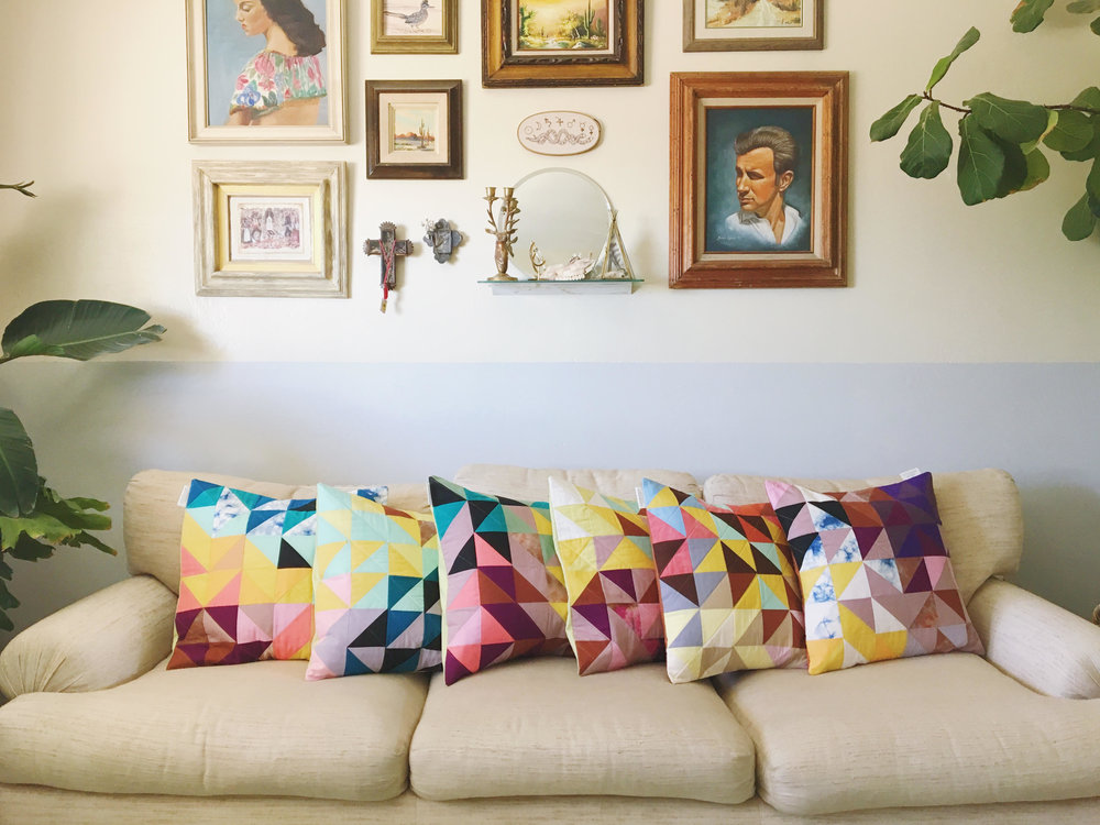 Self-Discovery and Quilting Stories with Brooke Biette — JRECOGNIZE