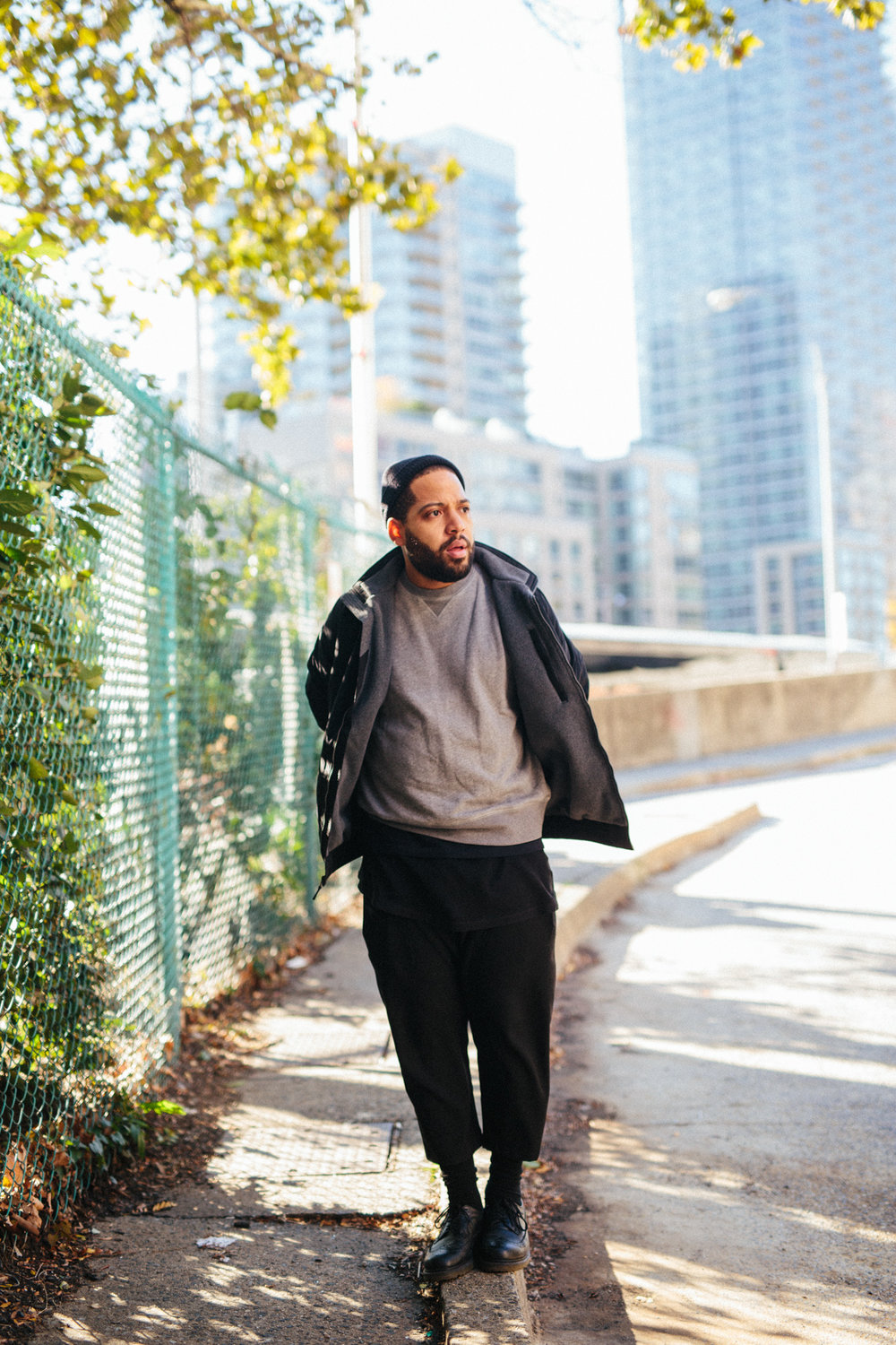 Doing Things on Your Own Terms with New York Lifestyle and Fashion Photographer Justin Bridges - LATEST INTERVIEW