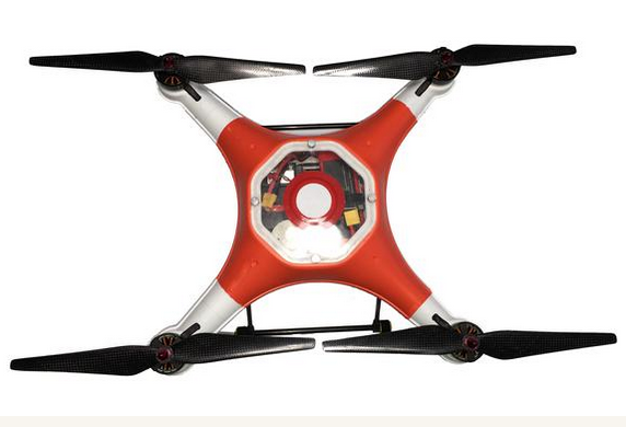 A Fully Waterproof Drone