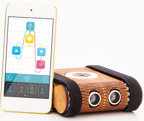 Robotic Toy Teaches Kids the Principles of Coding