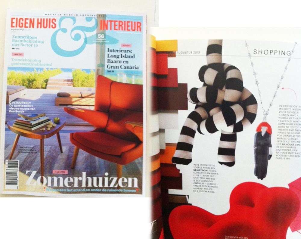 August 2013, Eigen Huis & Interieur