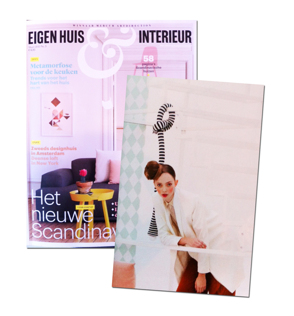 February 2013, Eigen Huis & Interieur