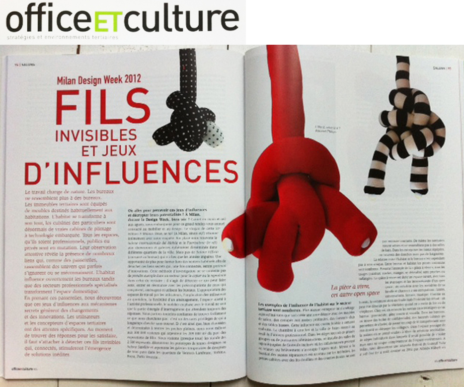 June 2012, Office et Culture, France