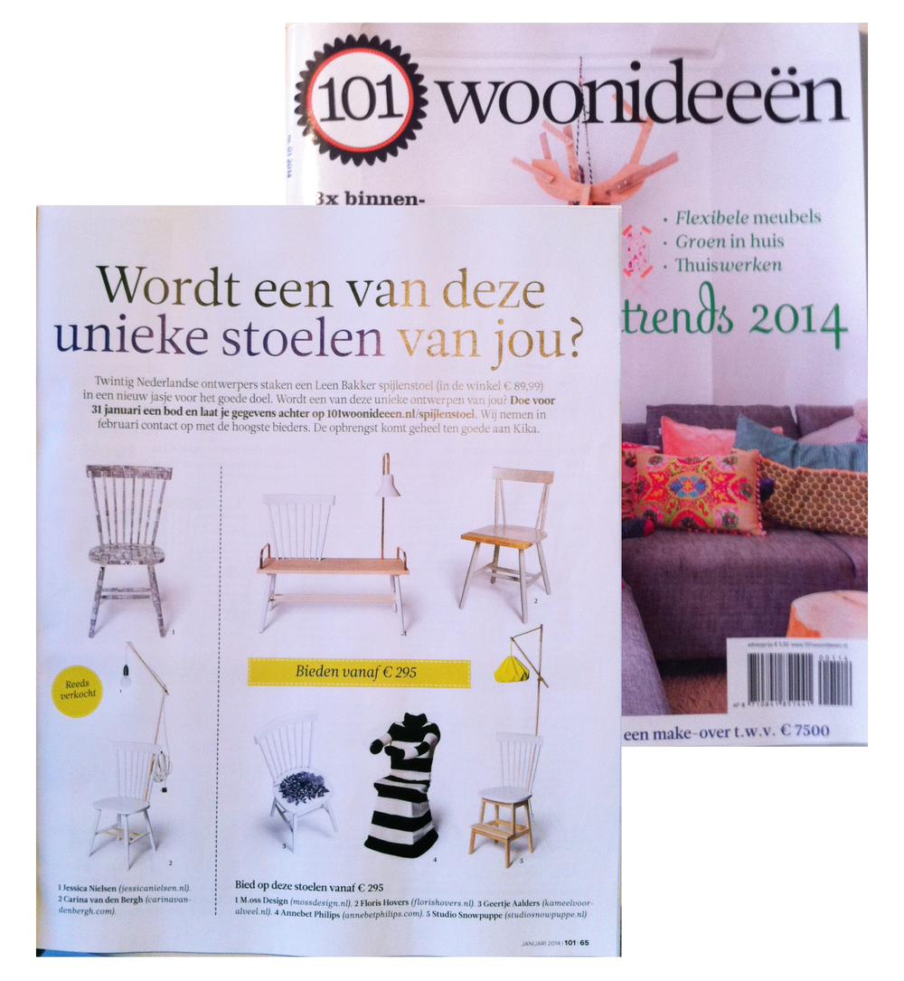 January 2014, 101 Woonideeen