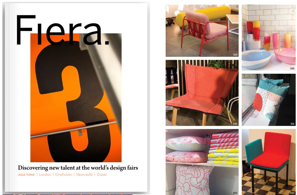 Fiera Magazine, December 2015