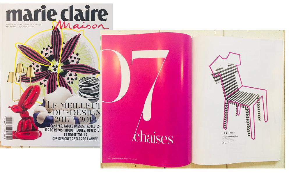 Marie Claire Maison, 2017