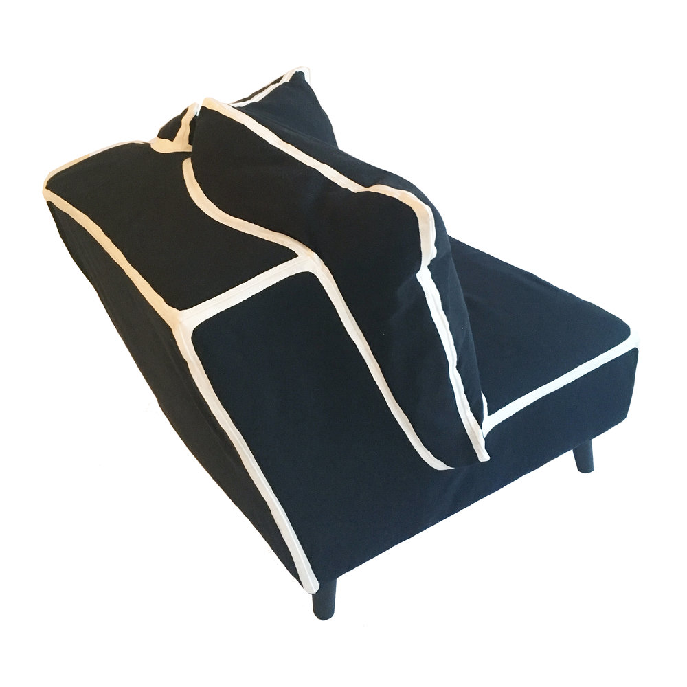 Annebet Philips Low chair