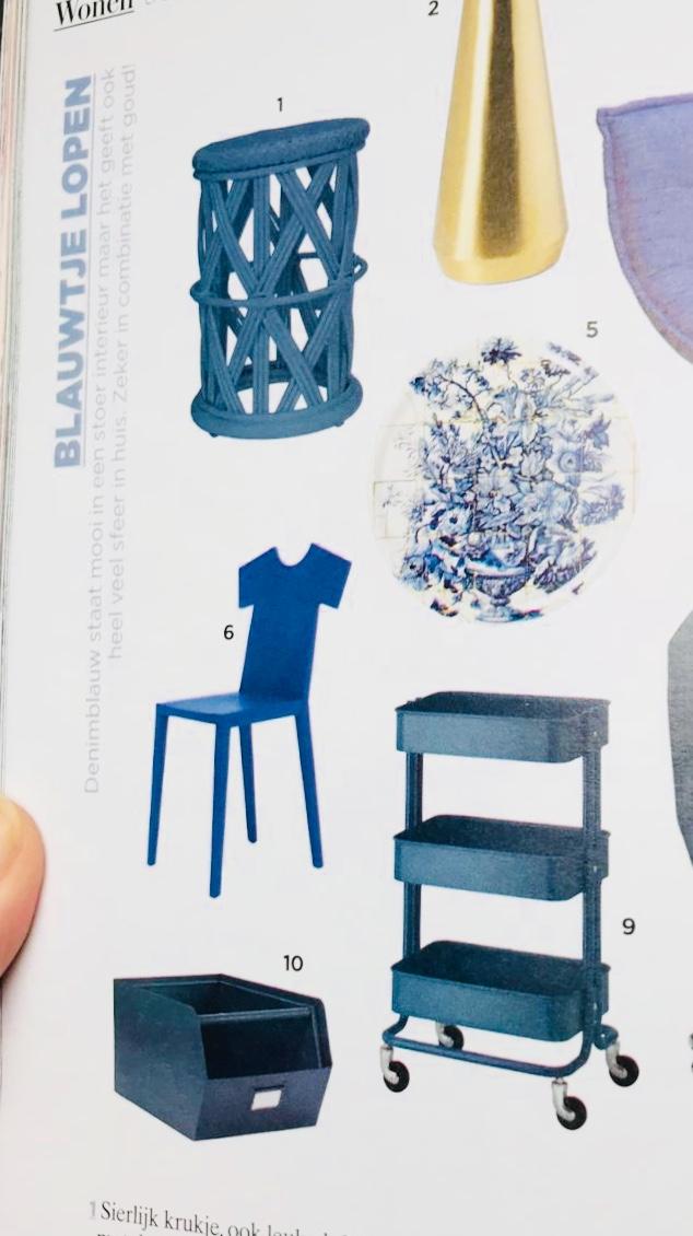 Vrouw magazine 2018