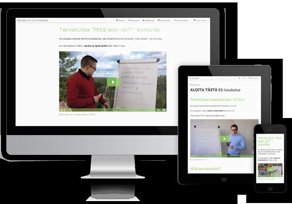 lean-web-koulutus