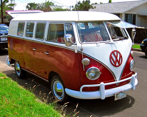 Goodbye to the Volkswagen Type 2