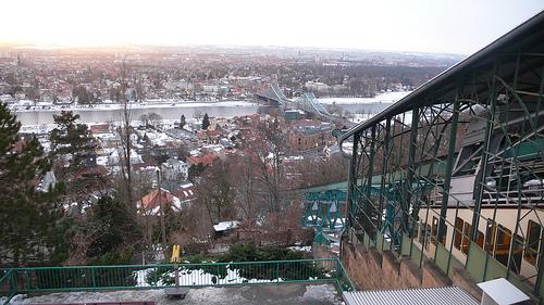Dresden, Railway View