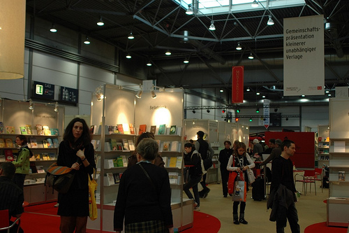 Leipzig Book Fair has something for everyone