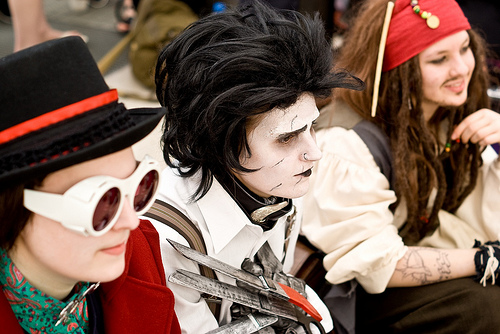 Cosplay at the Leipzig Book Fair