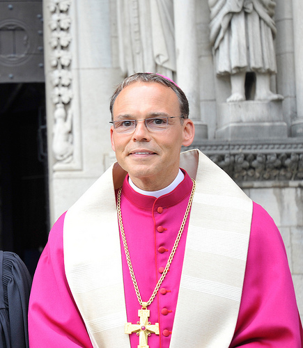 Bishop Franz-Peter Tebartz-van Elst spends charity money on personal residence.