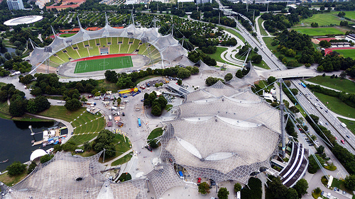 Munich's Olympic Park